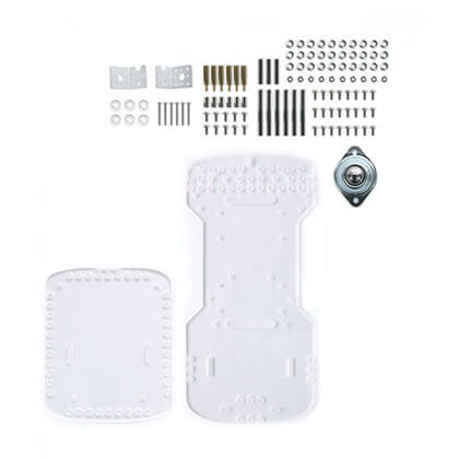GoPiGo3 Clear Replacement Parts