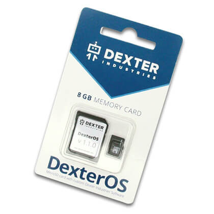 DexterOS microSD Card