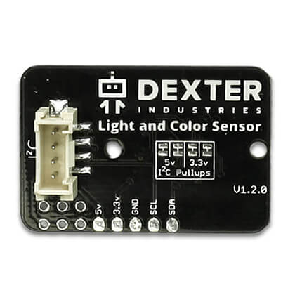 LIght and Color Sensor