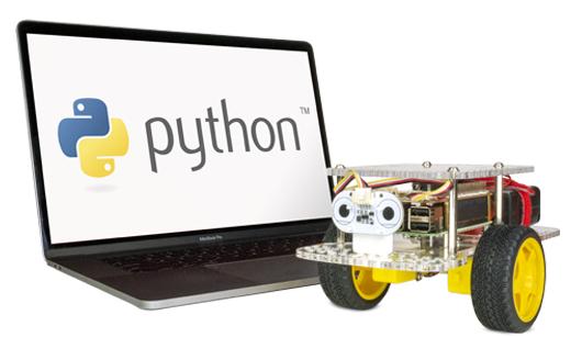GoPiGo and Python