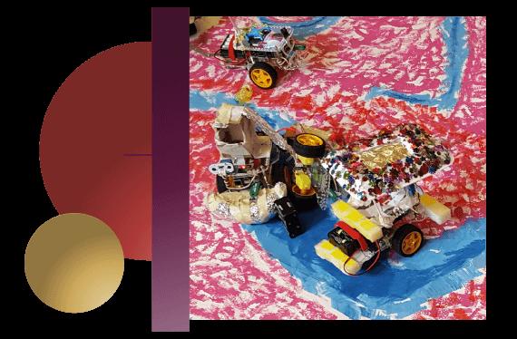 Martian Rover Classroom