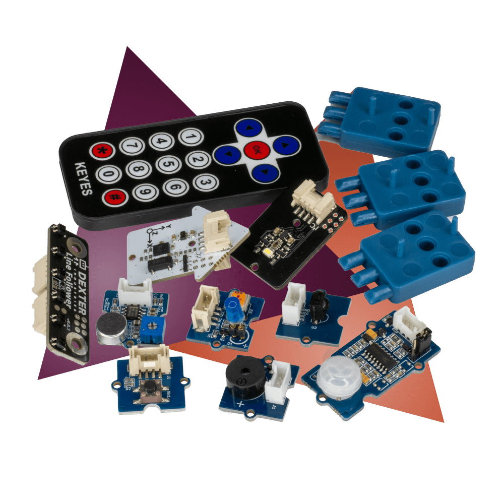 GoPiGo Education Project Pack