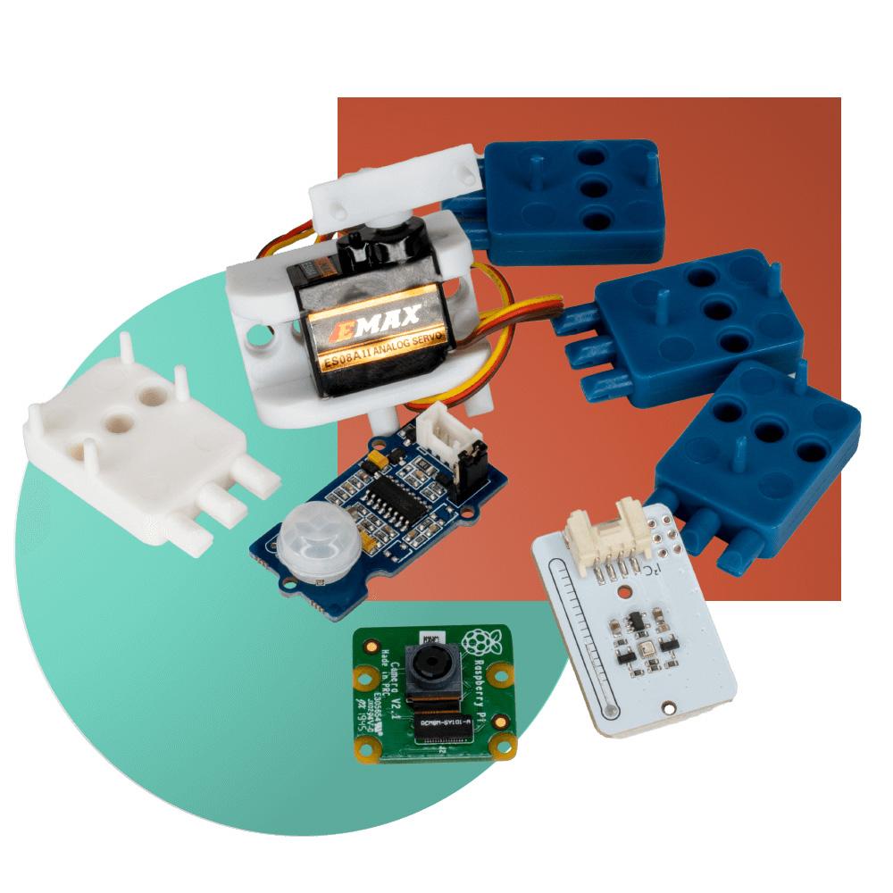 GoPiGo Project Pack 2